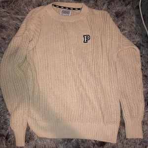 NWOT PINK sweater